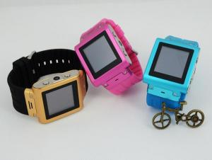 Stainless Steel Waterproof Watch Mobile Phone W818