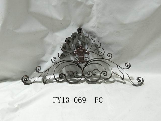 Antique Home Decoration Metal Wall Decoration Wall Art Decoration