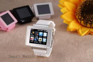 Mobile Phones Android Smart Watch    I8 Touch Screen Bluetooth with 4G TF Card
