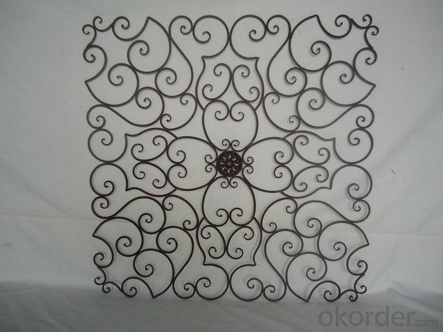 Iron Craft Wall Decoration