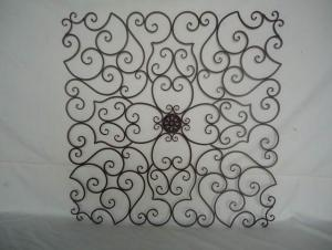 Iron Craft Wall Decoration