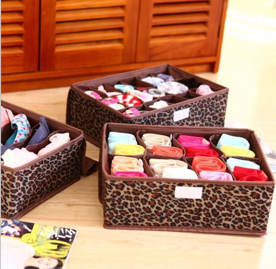 High Quality Home Storage Sexy Leopard Storage