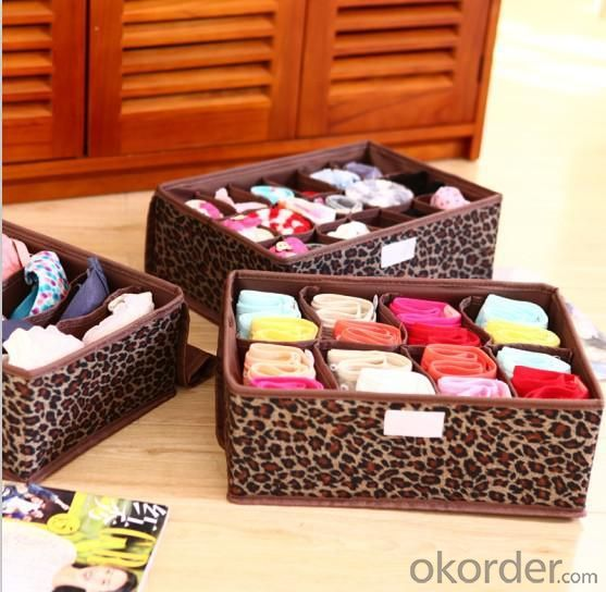 High Quality Home Storage Sexy Leopard Storage