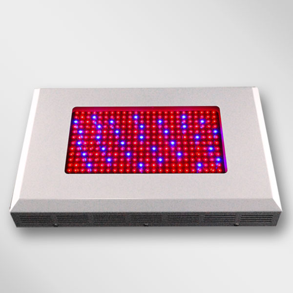 LED Grow Light Red630 Blue460 with Full Spectrum 288x1WattSquare