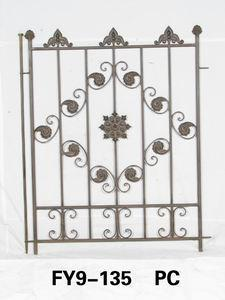 Home Decoration Garden Decor Coral Coast  Metal Garden Trellis
