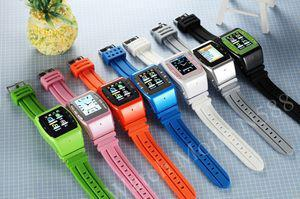 Mobile Phones Android Smart Watch N88 SNS Touch Screen Bluetooth