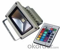 LED RGB Flood Light High Brightness 20W