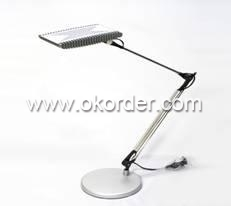 LED Table Lamp Two Branches Square Lamp 12W