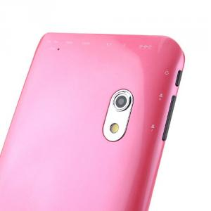 Android 4.2 Capacitive Touch Screen 7 Inch Tablet PC With Dual Core A9 VIA8880 1.5GHz 8GB WiFi Dual Camera Pink
