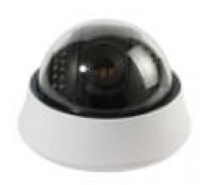 Plastic IR Dome Camera  SONYSUPER HAD CCD Ⅱ 700TVL SONY Effieo 4140+811 CCD