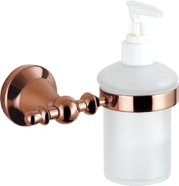 Hardware House Bathroom Accessories Rose Gold Series Soap Dispenser