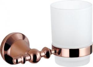 Hardware House Bathroom Accessories Rose Gold Series Tumbler Holder