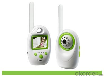 2.4GHz Wireless Digital Baby Monitor Night Vision 8209JA