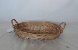 Home Storage Willow Basket Natural Willow Tray