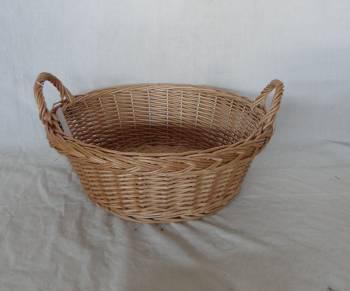 Home Storage Willow Basket Natural Willow Basket
