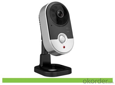 1.3 Mega Pixel HD 720P IP Camera Infrared LED  Support Both WiFi AP mode and Client Mode U5821Y