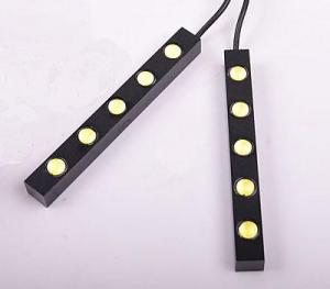 Auto Lighting System DC 12V 0.35A 1W White CM-DAY-018