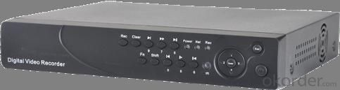 DVR with High Resolution Network Portable CM-S876-D25