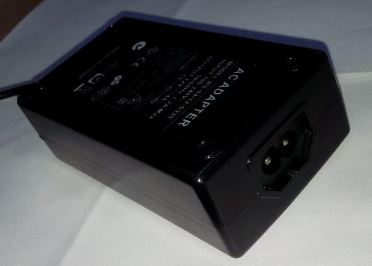 AC/DC Adapters 4100MA-6000MA 60-72W UL, PES Certificate