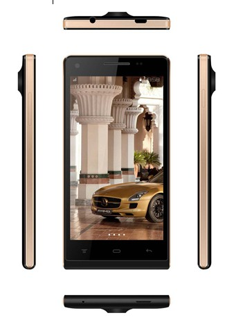Mobile Phones  Duad Core 1.3GHz 4.7 inch IPS QHD Touch Capacitive Screen CM-88A