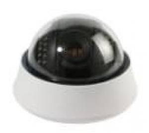 Plastic IR Dome Camera SONYSUPER HAD CCD Ⅱ 600TVL SONY Effieo 4140+2365CCD