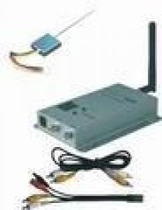 Wireless Transmitter and Receiver for 12CH 10mW