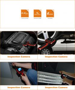 Inspection Camera With Color LCD Monitor IP67 Waterproof GL8805