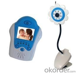 Wireless  Baby Monitor CMLM605H-4