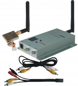 Wireless Transmitter and Receiver for 8CH 200mW