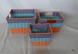 Metal Frame Baskets