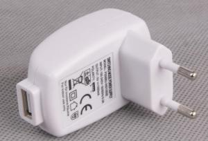 AC/DC Adapters  8W USB CE GS Certificate