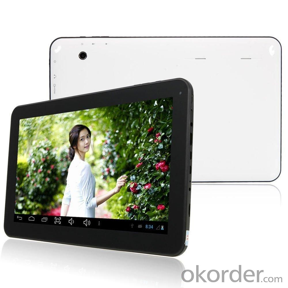 Quad Core 10.1 Inch Android 4.2 Touch Screen Tablet PC 16GB 1G RAM Dual Camera HDMI WiFi