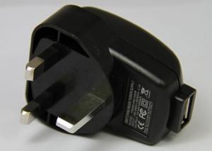 AC/DC Adapters  100MA-800MA 8W USB BS, UK Certificate