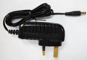 AC/DC Adapters  with Line BS, UK Certificate