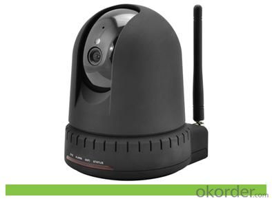 1.3 Mega Pixel HD 720P IP Camera Infrared LED Support Both WiFi AP mode and Client Mode U5881Y