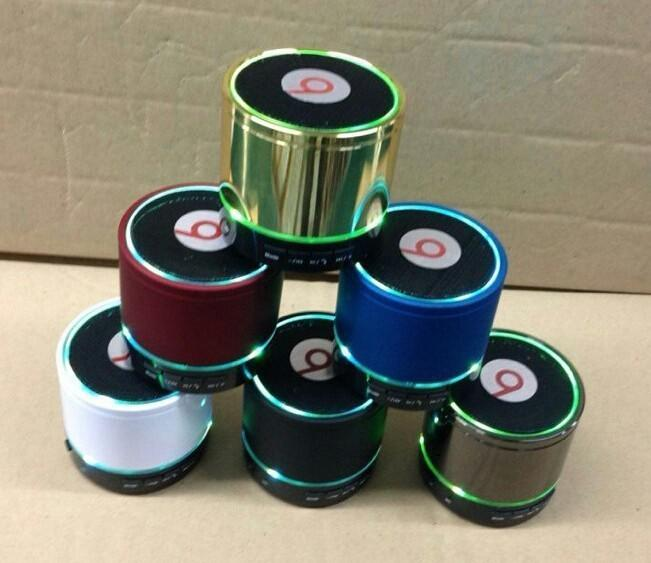 Bluetooth Speaker ABS Steel 3W iHB08T