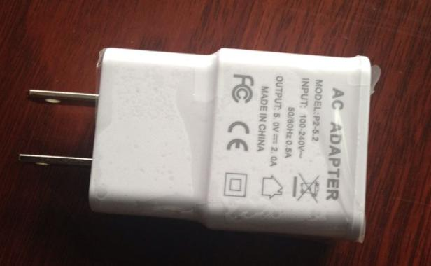 AC/DC Adapter Charger 5V 2A for PC/Mobile Phone
