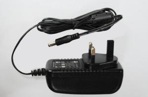 AC/DC Adapters 1500MA-2500MA 24W with Line BS, UK Certificate