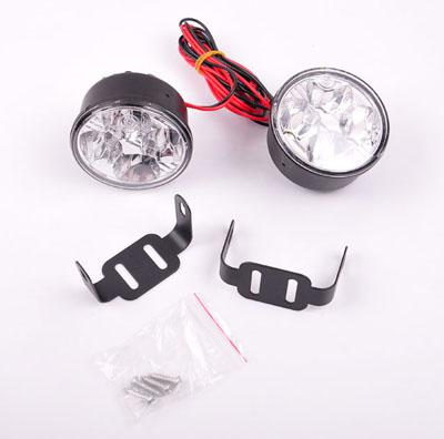 Auto Lighting System DC 12V 0.35A 1W Blue CM-DAY-023
