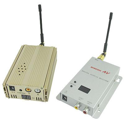 Wireless Transmitter and Receiver  with LM-3000MW-32