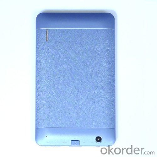 7 Inch Android 4.2 Tablet PC MID With VIA8880 1.5GHz Dual Core A9 Processor 512MB 4GB WiFi Dual Camera Blue
