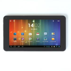 VIA8880 1.5GHz 7 Inch Android 4.2 Tablet PC MID With Dual Core A9 Processor 512MB 4GB WiFi Dual Camera Dark Gray