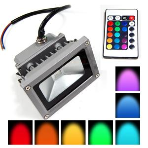 LED RGB Flood Light High Brightness 20W