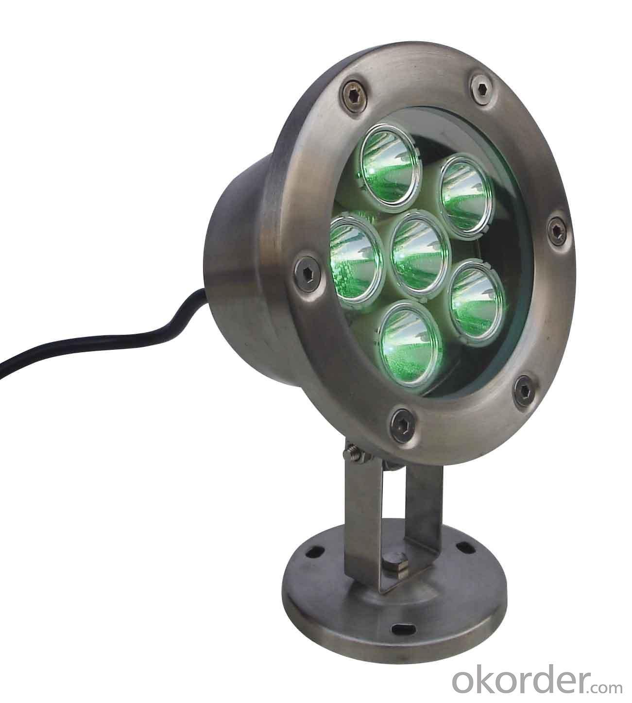 LED Pool Light 6W
