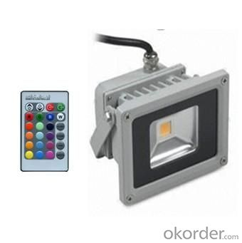 LED RGB Flood Light High Brightness 10W