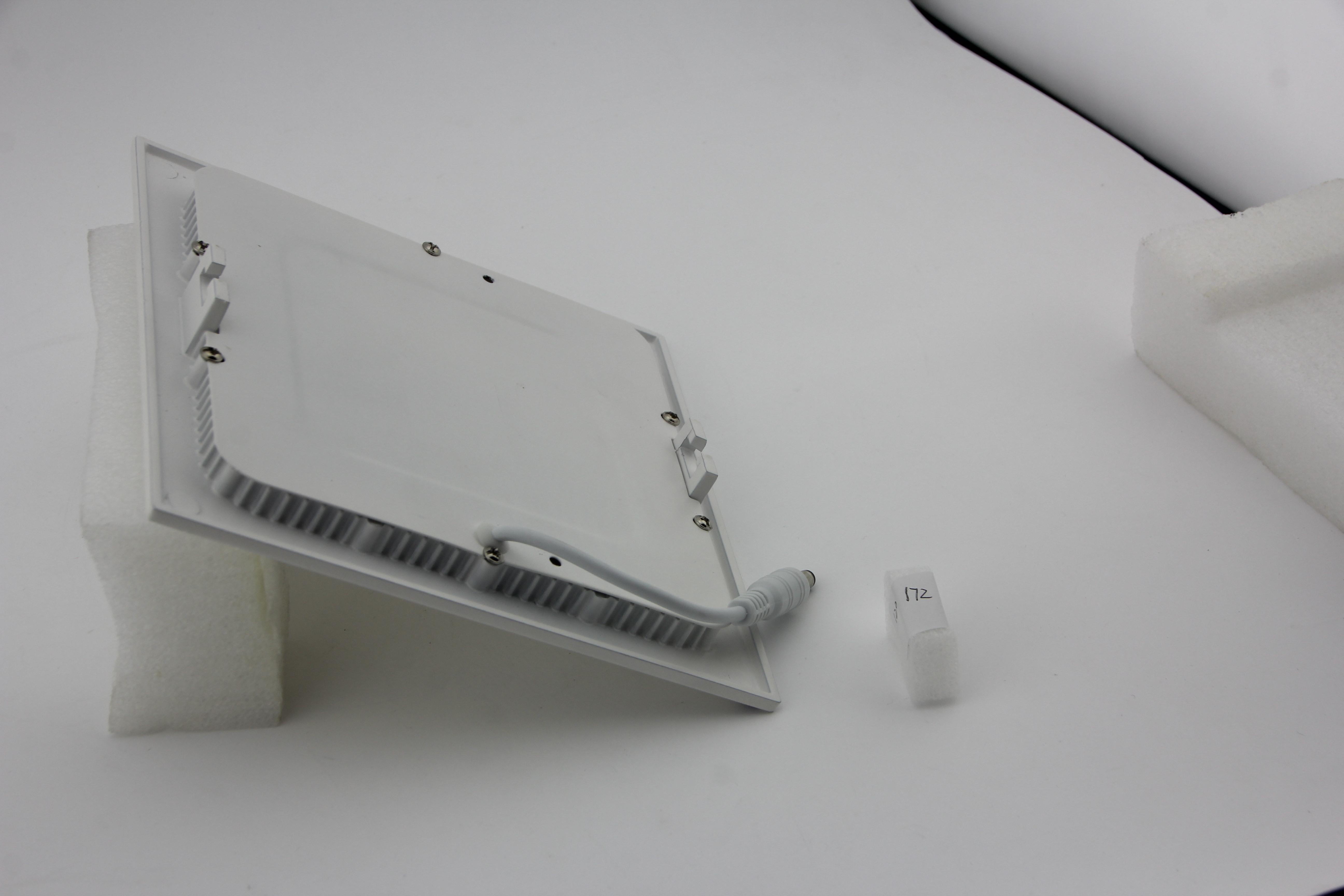 LED Panel Light  Square SMD Chip 12W
