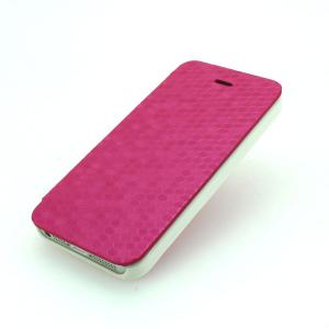 2014 Hot Sale For iPhone 5 5s 5g 5gs Designer Luxury Faux Snake Skin Leather Wallet Flip Case Smart Cover Case ALL Colors