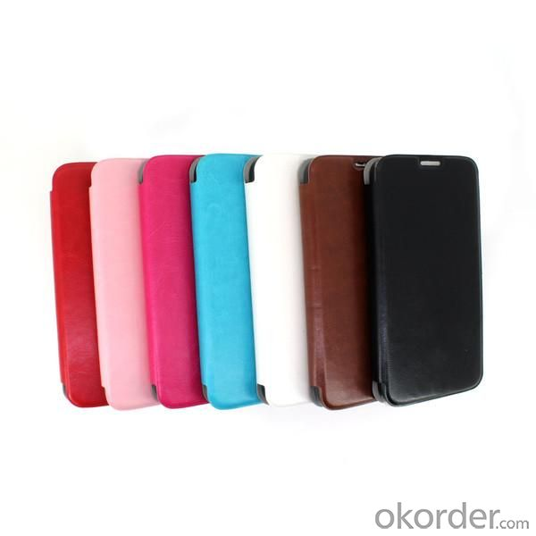 Facotry For Samsung Galaxy I9500 S4 Ultra Slim PU Leather Stand Case Cover With ID Credit Card Slot Black All Colors