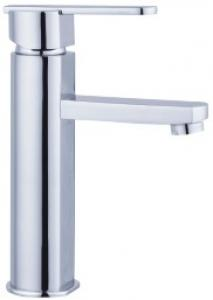 Single Handle Bathroom Faucet Squar And Taller Basin Mixer