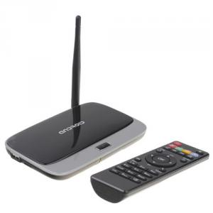 Quad Core Google Android 4.2.2 Mini TV BOX HDMI HDD Player 2G 8G Black